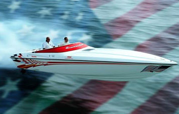 Surveying Custom Hi-Performance & Offshore Power Race Boats