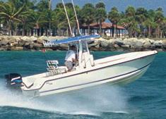 Surveys of Open Sportfishing Powerboats