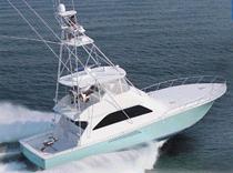 Specializing in Marine Surveys of Custom Sportfishing Yachts